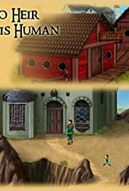 King's Quest III: To Heir Is Human Poster