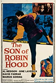 Son of Robin Hood Poster