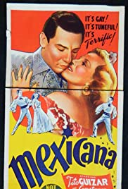 Mexicana Poster