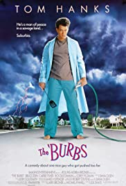 The 'Burbs (1989) Poster - Movie Forum, Cast, Reviews
