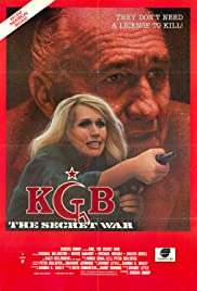 KGB: The Secret War Poster