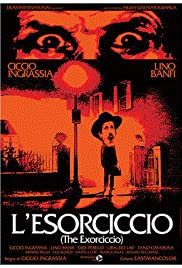 The Exorcist: Italian Style Poster
