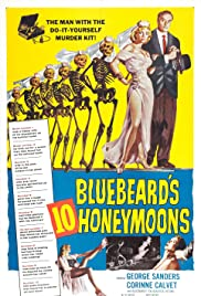 Bluebeard's 10 Honeymoons Poster