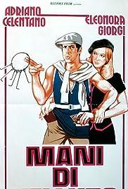 Mani di velluto(1979) Poster - Movie Forum, Cast, Reviews