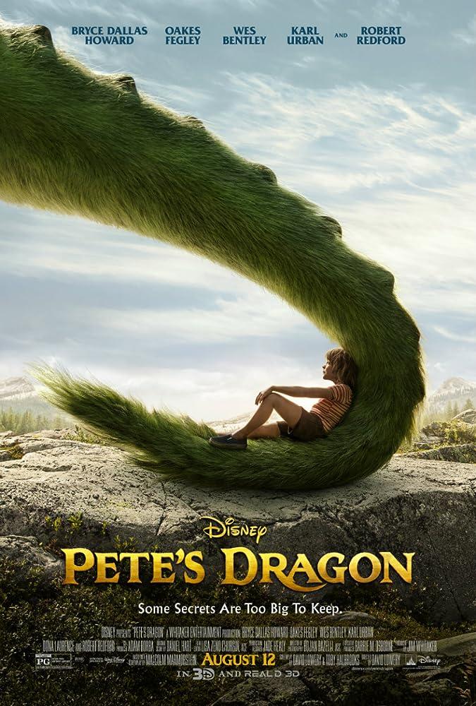 Pete's Dragon screenshots