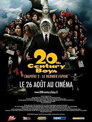 watch 20th Century Boys 2: The Last Hope full movie 720