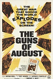 The Guns of August (1964) Poster - Movie Forum, Cast, Reviews