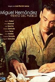 Viento del pueblo (Miguel Hernández) Poster