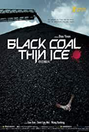 Black Coal, Thin Ice Locandina del film