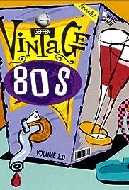 Geffen Vintage 80s Vol. 1 Poster