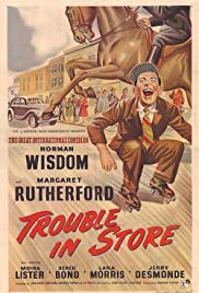 Trouble in Store (1953) Poster - Movie Forum, Cast, Reviews