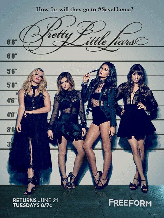 Pretty Little Liars Netflix Staffel 6
