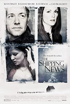 The Shipping News poster