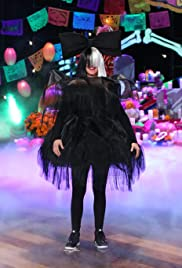 Ellen's Halloween Show Poster