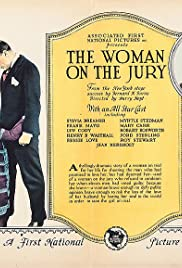 The Woman on the Jury Poster
