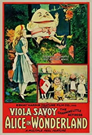 Alice in Wonderland (1915) Poster - Movie Forum, Cast, Reviews