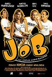 Job, czyli ostatnia szara komórka Poster