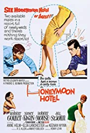 Honeymoon Hotel (1964) Poster - Movie Forum, Cast, Reviews