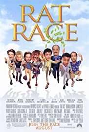 Rat Race (2001) Poster - Movie Forum, Cast, Reviews
