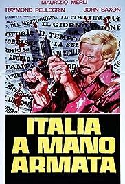 Italia a mano armata Poster