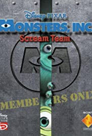 Monsters, Inc. Scream Team Poster
