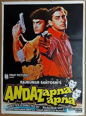 Andaz Apna Apna (1994) Download on Vidmate