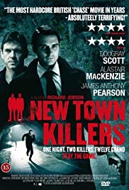 New Town Killers(2008) Poster - Movie Forum, Cast, Reviews