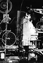 Homage to Jean Tinguely's 'Homage to New York' Poster