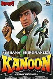 Kanoon aka The Law 1994 HD 720p WEB HD AVC AAC 2.1GB