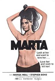 Marta(1971) Poster - Movie Forum, Cast, Reviews
