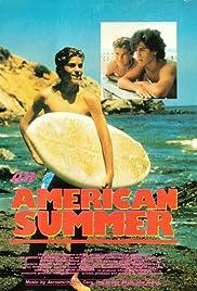 An American Summer(1990) Poster - Movie Forum, Cast, Reviews