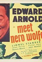 Image of Meet Nero Wolfe