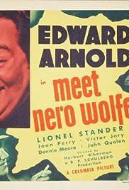 Meet Nero Wolfe Poster