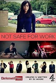 Not Safe for Work Poster - TV Show Forum, Cast, Reviews