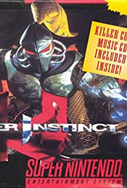 Killer Instinct (1994) Poster - Movie Forum, Cast, Reviews