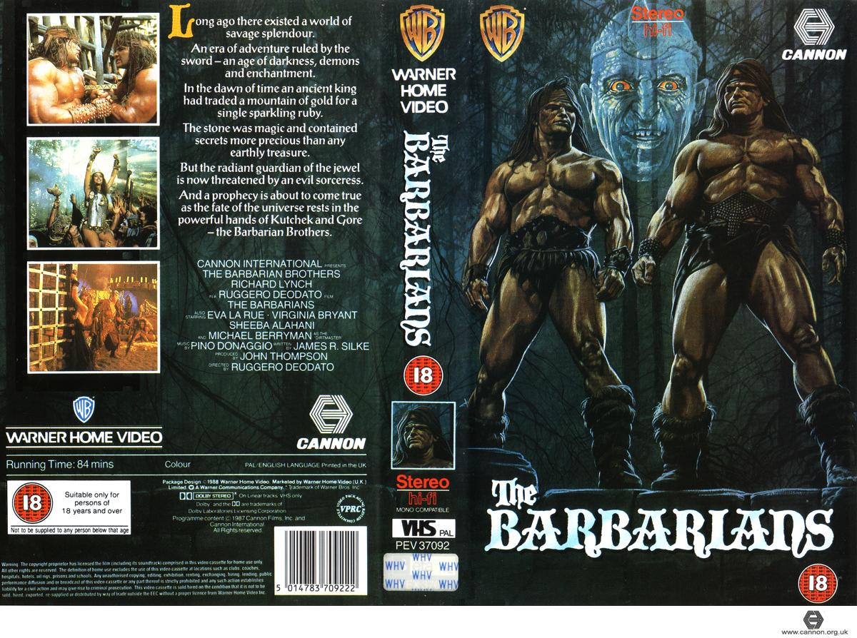 Image result for The Barbarians