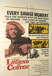 The Legend of Custer Poster