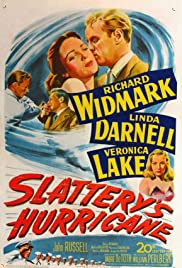 Slattery's Hurricane (1949) Poster - Movie Forum, Cast, Reviews