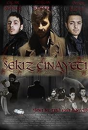 Sekiz Cinayeti Poster