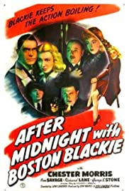 After Midnight with Boston Blackie Poster