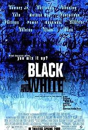 Black & White(1999) Poster - Movie Forum, Cast, Reviews