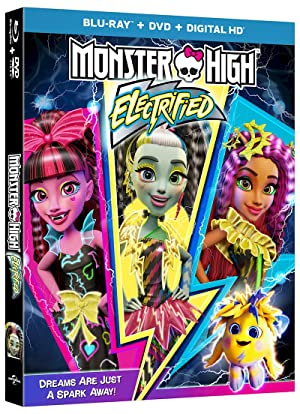 Monster High Electrified 720p Movie Torrent 2017 BluRay