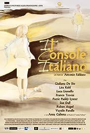 Il console italiano Poster