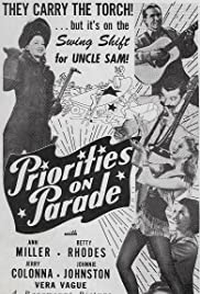 Priorities on Parade Poster