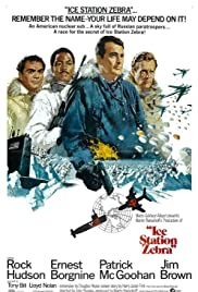 Ice Station Zebra (1968) Poster - Movie Forum, Cast, Reviews