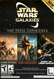 Star Wars Galaxies: The Total Experience Poster