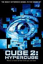 Cube²: Hypercube (2002) Poster