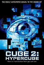 Cube²: Hypercube Poster