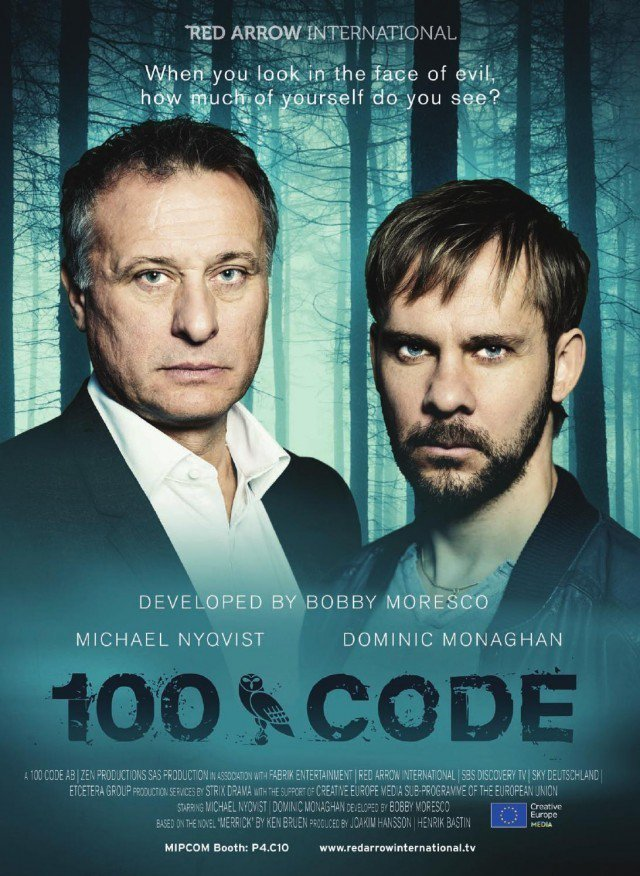 100 Code S01E02 – Flowers in Hell