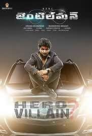 Gentleman (2016) 720p 1.6GB UNCUT HDRip [Hindi DD 2.0 – Telugu DD 5.1] ESubs MKV
